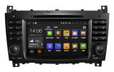 ベンツのカーラジオのためのHla車DVD GPS Navi