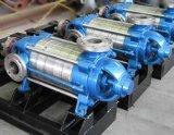 Edelstahl-horizontale mehrstufige zentrifugale Wasser-Pumpe