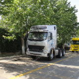 アフリカのエアコンの熱い販売を用いる6X4 380HP Sinotruk HOWOのトレーラトラック