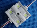 Módulo de la inyección 4LEDs LED de DV12V 0.96W 5730 para la muestra