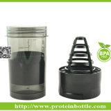 [ببا] يحرّر بروتين رجّاجة زجاجة مع [ستينلسّ ستيل] مزيج كرة