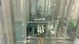 Líquido inyectable del frasco de la pequeña de botellas botella automática del cristal que llena y que tapa la máquina