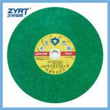 Диск вырезывания T41, режущий диск для нержавеющей стали 350*3.2*25