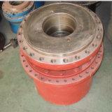 Riduttore dell'attrezzo montato asta cilindrica