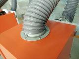 Industrielle Staub-Rauch-Zange/Sammler mit dem zwei Absaugung-Arm