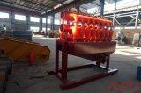 Desilter de Hydrocycone para controle Drilling dos sólidos do poço de petróleo