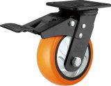 Gleitflug Hochleistungs-PU-Fußrolle (G4206D)
