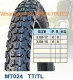 Hoher Proformance Motorrad-Gummireifen 2.50-17 2.75-17 2.75-18 3.00-17 3.00-18
