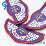 Garment Accessories를 위한 자수 Badge Embroidery Patch