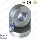 CNCの鍛造材の部品の汚れ高品質のより少ない鋼鉄鍛造材の部品