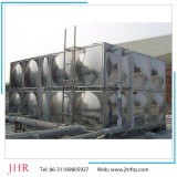 De SMC Geassembleerde Tank van het Water van het Roestvrij staal van Comités 1000 Liter