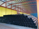API 5L ASTM A106/A53 GR. Tubo de Seamlss del acero de carbón de B 20inch Sch80
