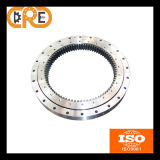 Indusrial Single-Row Four Point Contact Ball Slewing Bearings Internal Gear