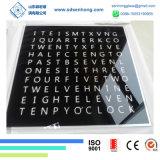3/8 Silk Bildschirm-ausgeglichenes Glas für Dusche-Gehäuse