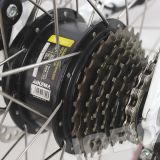 新式のLiFePO4電池式の電気都市Eバイク、36V 250Wモーター(JB-TDE23Z)を搭載するペダルが付いている自転車のモペット