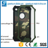 電話プラスiPhone 6/6のためのアクセサリの耐震性のカムフラージュの電話箱