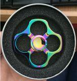 다채로운 손 방적공을 도금해 EDC 세 배 방적공