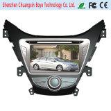 Reprodutor de DVD do carro da sustentação do telefone de Bluetooth para Hyundai Elantra 2012