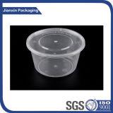 Kleiner Wegwerfplastikkasten für Soße und Gewürz