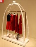 Estante de la ropa, estante de visualización, soporte de visualización, góndola