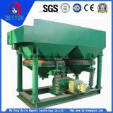 강 금 모래 광산을%s 중력 분리 격막 지그 또는 구리 광석 지그 격막 분리기 기계