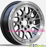 bordas da roda da liga de alumínio de 13inch 15inch 16inch para o carro através de Jwl
