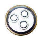 Tipo autocentrante gomma per metal le guarnizioni legate