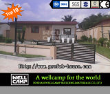 Luxury personalizzato Light Steel Prefab Villa nel Ghana Project