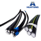 Mittleres Voltage 4X95mm XLPE Insulation ABC Cable