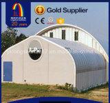 鋼鉄アーチの屋根瓦機械