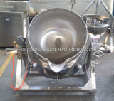Mezclador de cocinar Stirring planetario del gas automático para la salsa vegetariana