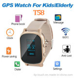 Erwachsene persönliche GPS-Verfolger-Uhr mit aufrufender Funktion (T58)