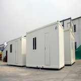 Casa modular com certificação do Ce (KXD-MH01)