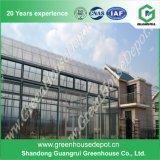 Heißer Verkaufs-intelligentes Glasgewächshaus für das moderne Landwirtschafts-Pflanzen