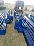 Elevador hidráulico do carregamento resistente com sistema do levantamento hidráulico