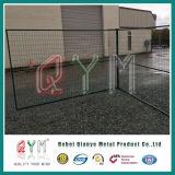 De tijdelijke Bouw Fence/PVC bedekte Tijdelijke Omheining/het Tijdelijke Comité van de Omheining met een laag