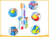 Qualitäts-und Sicherheits-Spielwaren-elektronische musikalische Gitarren-Baby-Spielwaren