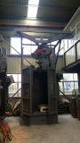 Stahlventil-Granaliengebläse-Maschine