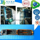 Constructeur amortissant de parasol de véhicule de mousse de mémoire de PPE de protection de choc, véhicule automatique de pièces de rechange