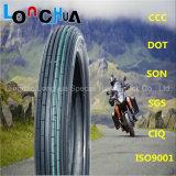 ISO9001: pneu certifié Chine de haute qualité de moto de Chine (2.25-17)