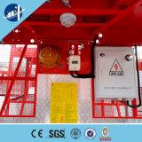 Elevación eléctrica aprobada Ce/ISO del material de construcción de la construcción