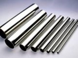 201/304 de classe Stainless Steel Welded Pipe para Window
