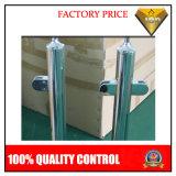 Encaixe de vidro do corrimão do grampo da braçadeira de vidro da forma do aço inoxidável D (JBD-G3)