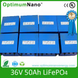 36V 50ah Lithium Battery voor Autoped Electric