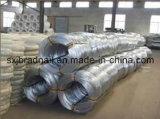 Fio galvanizado do ferro (realmente fábrica)