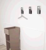 Uispair 현대 100% 강철 장식적인 U 자 모양 가정 호텔 사무용 가구