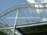자격이 된 태양 지붕 표준 강철 작업장 창고