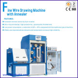 Wire Drawing fine Machine con Annealer