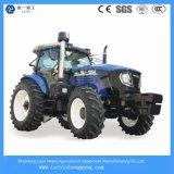 2017 el más nuevo tipo alimentador agrícola diesel del mecanismo impulsor de la rueda de 125HP 4 para la granja /Pasture