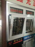 Окно низкой цены UPVC и окно пластмассы стальное сползая (ZY273)